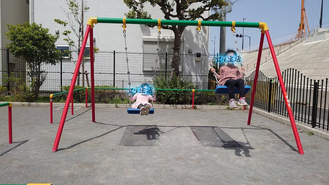 公園をはしご (7)