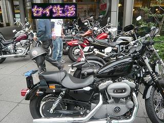 バイクまみれ