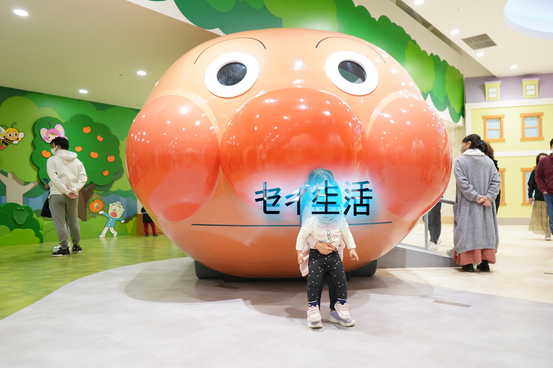 横浜アンパンマンミュージアム (12)