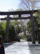 東郷神社鳥居