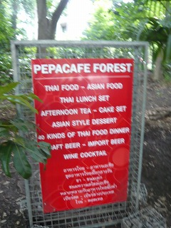 PEPACAFE FOREST