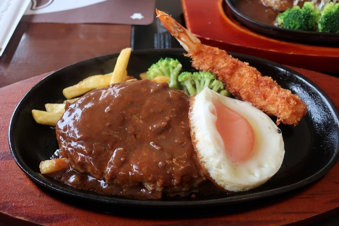 肉の万世レストラン万世 (7)