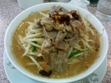肉味噌タンメン