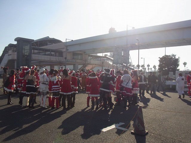 サンタツーリング2011 (13)