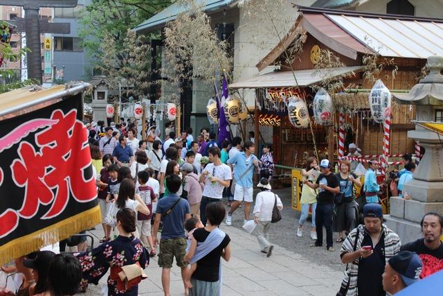 富岡八幡宮本祭り (6)