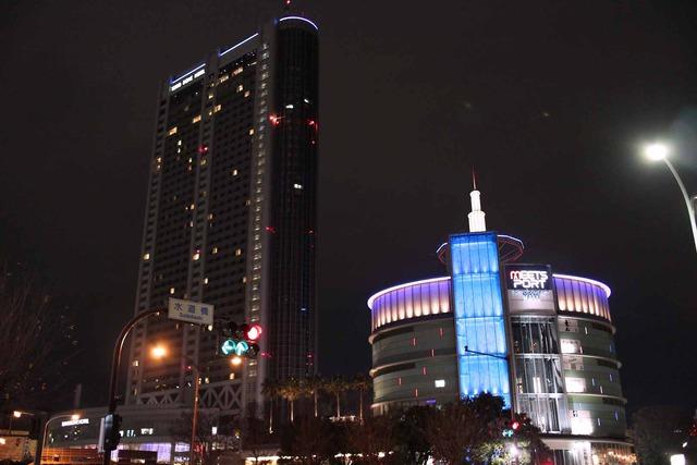 東京ドームホテルとラクーア (1)