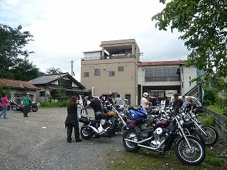 長瀞屋駐車場