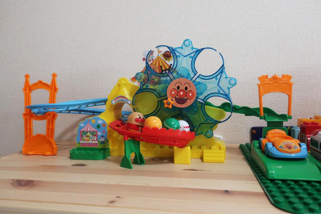 アンパンマンおもちゃ (1)