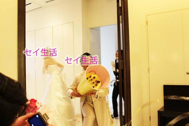 秀芸ネコ結婚式 (2)