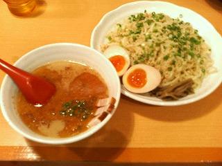 我武者羅つけ麺