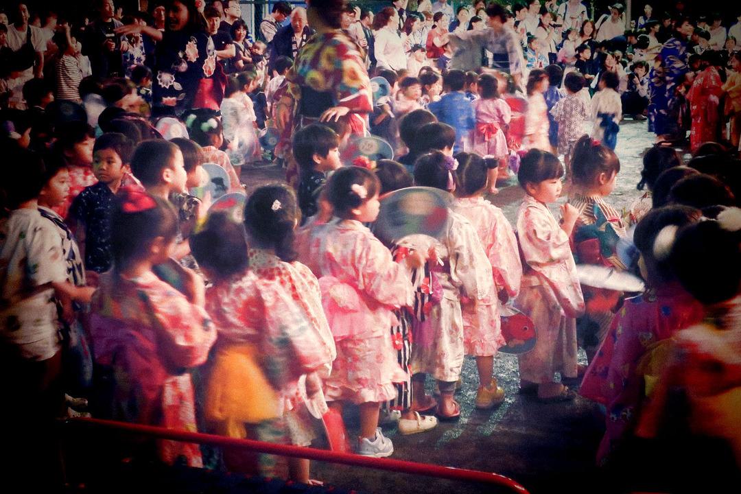 盆踊り (4)