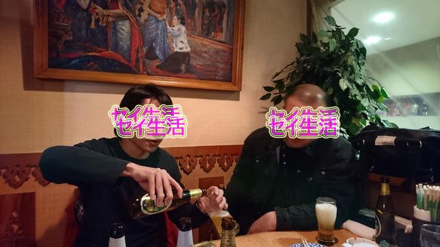 川崎で就職祝い (3)