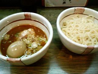さくらんぼつけ麺