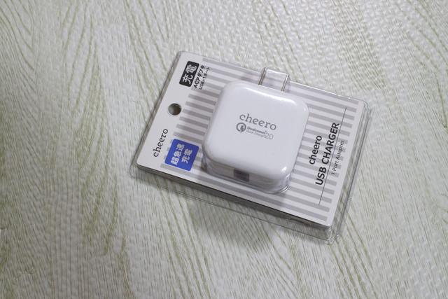 cheeroUSBAC Charger (2)