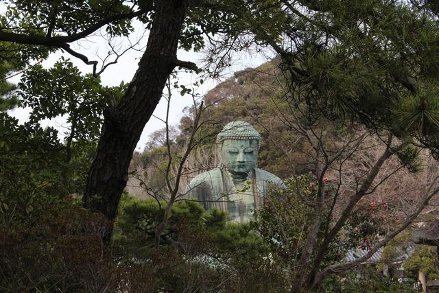 鎌倉の大仏 (2)