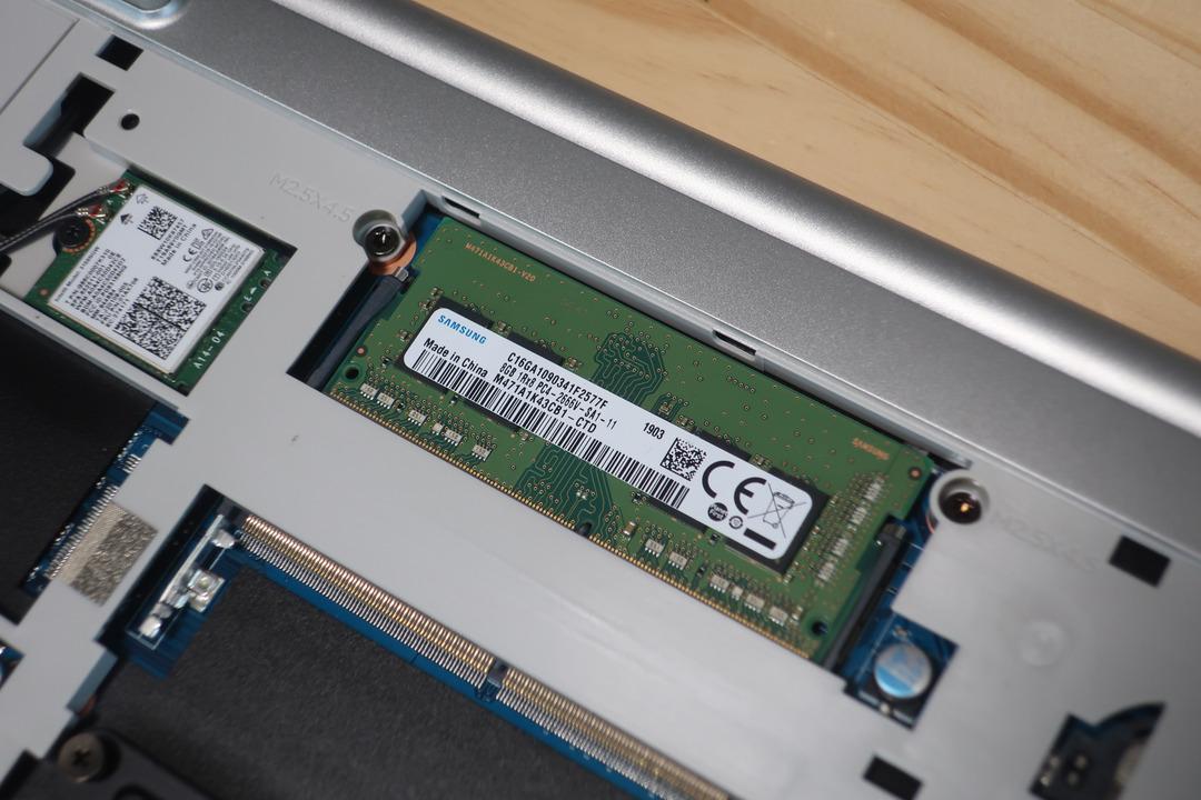 HPにメモリ増設y (1)