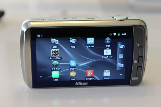 Nikon COOKPIX S800c (10)