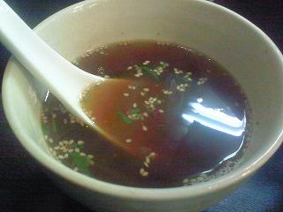 斑鳩坦々麺 (1)