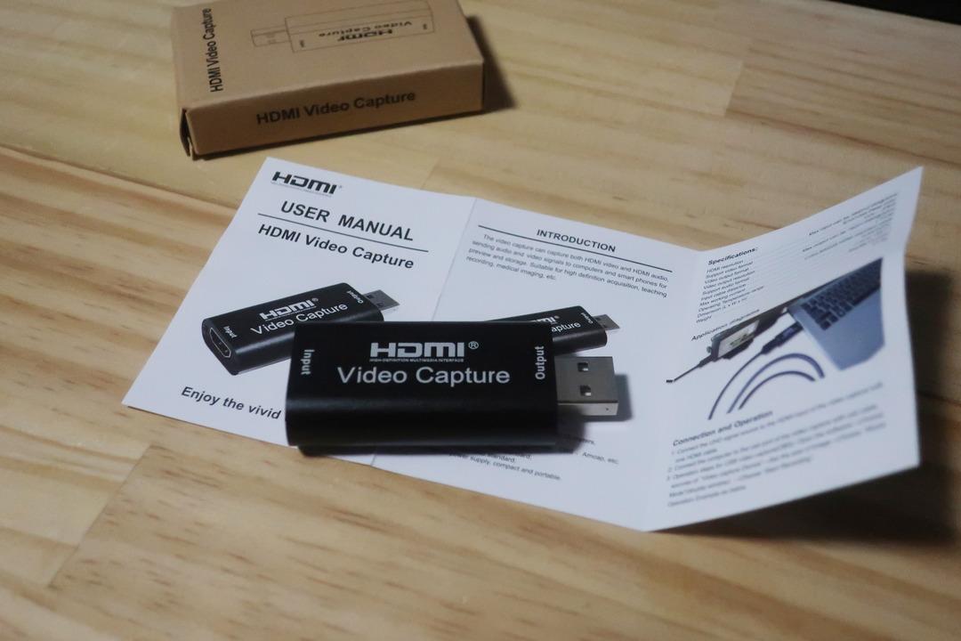 HDMIキャプチャボード (1)