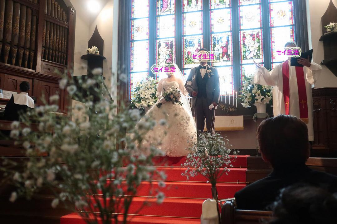 結婚式 (12)