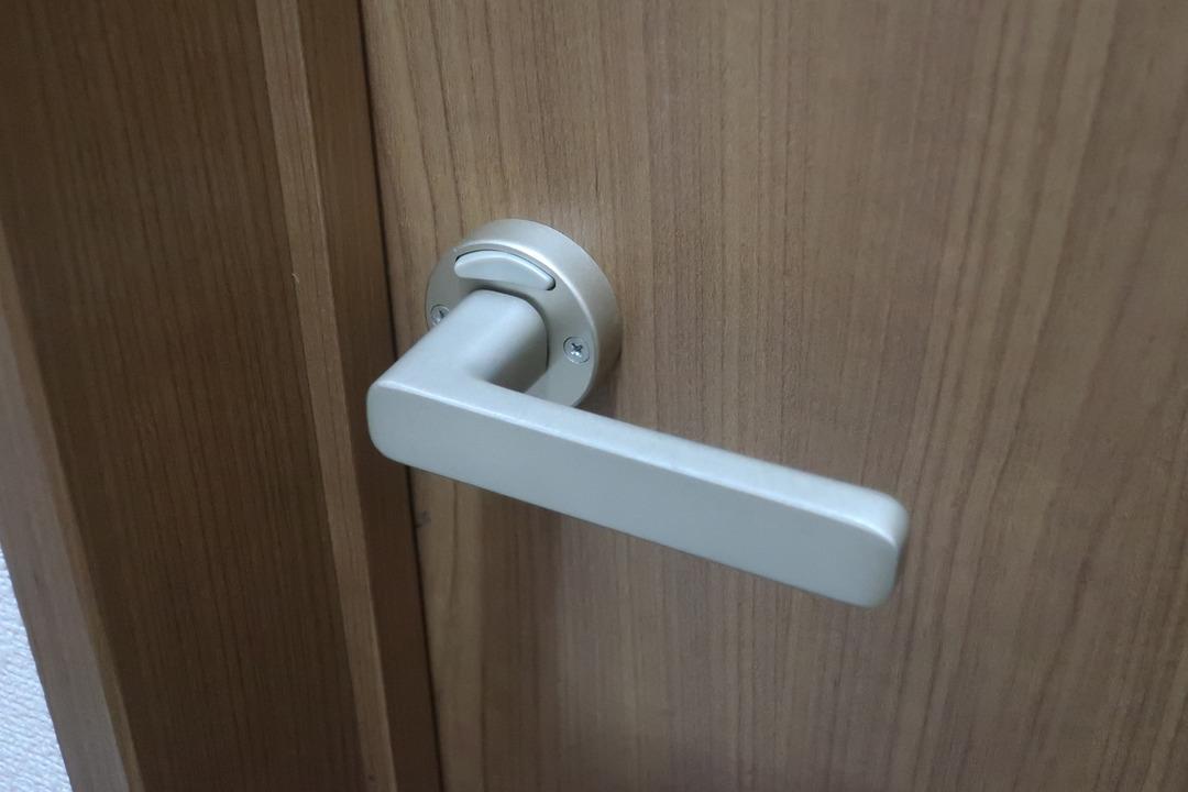 トイレのドア (9)
