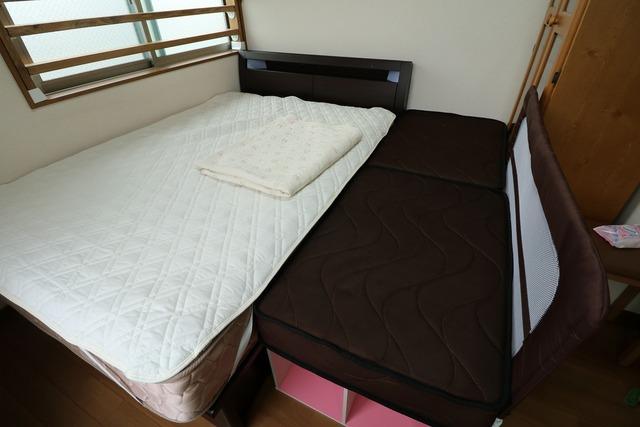 ベッドをカスタム (4)