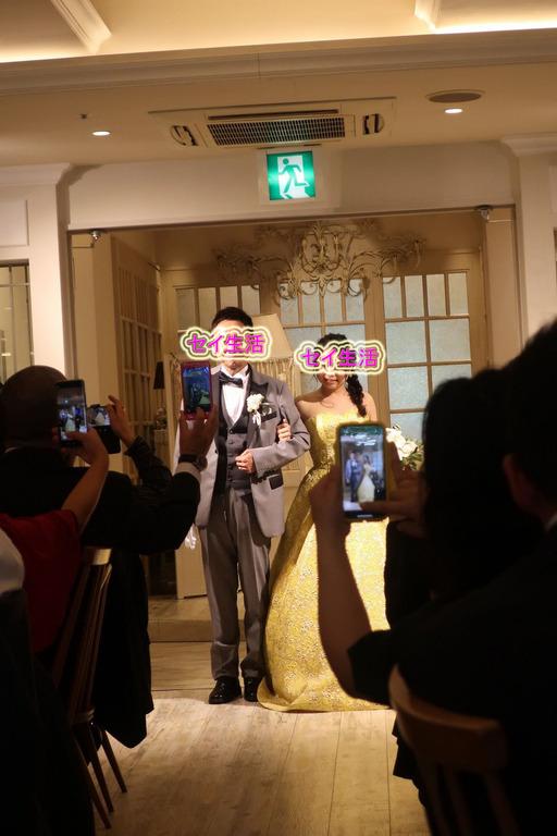 結婚式 (28)