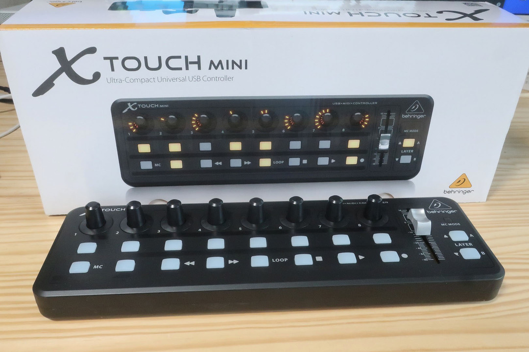 Xtouch mini (1)