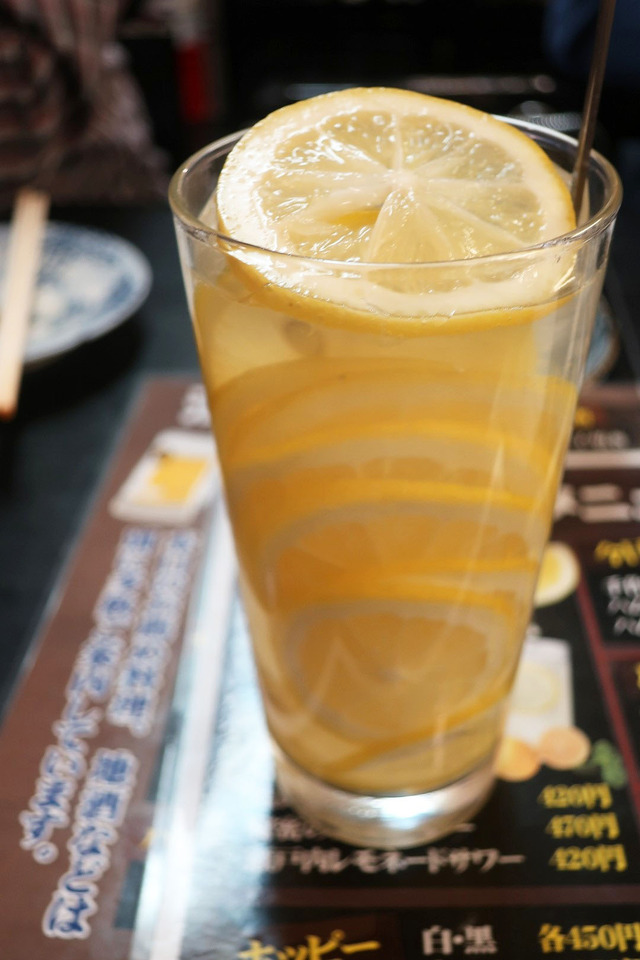 ふくふくレモンサワーー (12)
