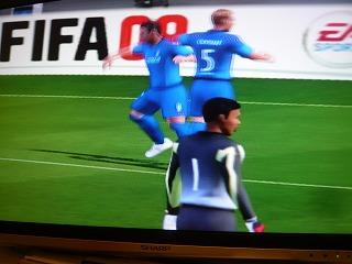 FIFAフィファワールドサッカー