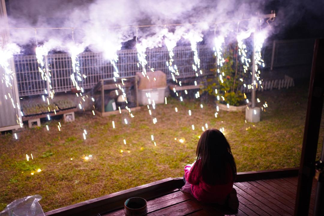 花火と夏の終わり (15)