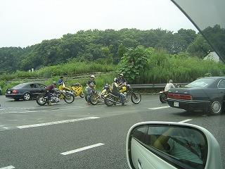 バイク乗り
