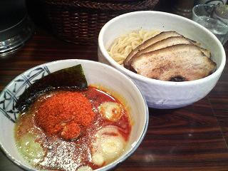 井の庄辛辛魚つけ麺
