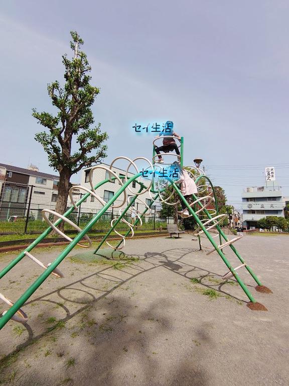 公園をはしご (11)