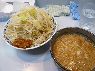 角ふじつけ麺