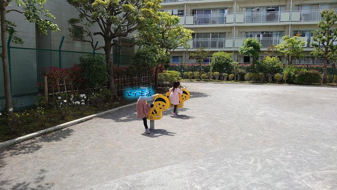 公園をはしご (6)