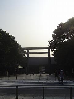 靖国神社第二鳥居