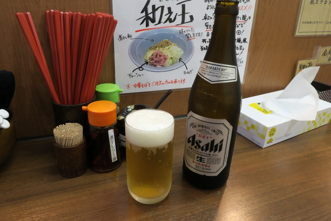 煮干し麺処 まる (1)
