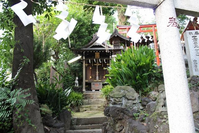 天白稲荷神社 (2)