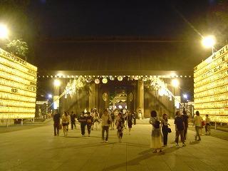 靖国神社みたま祭6