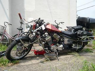 スティード600