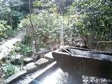等々力不動尊の水汲み場