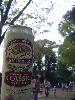 キリンクラシックビール