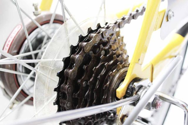 自転車のチェーン (2)