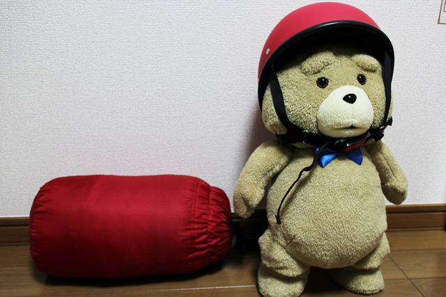 赤いヘルメット (1)