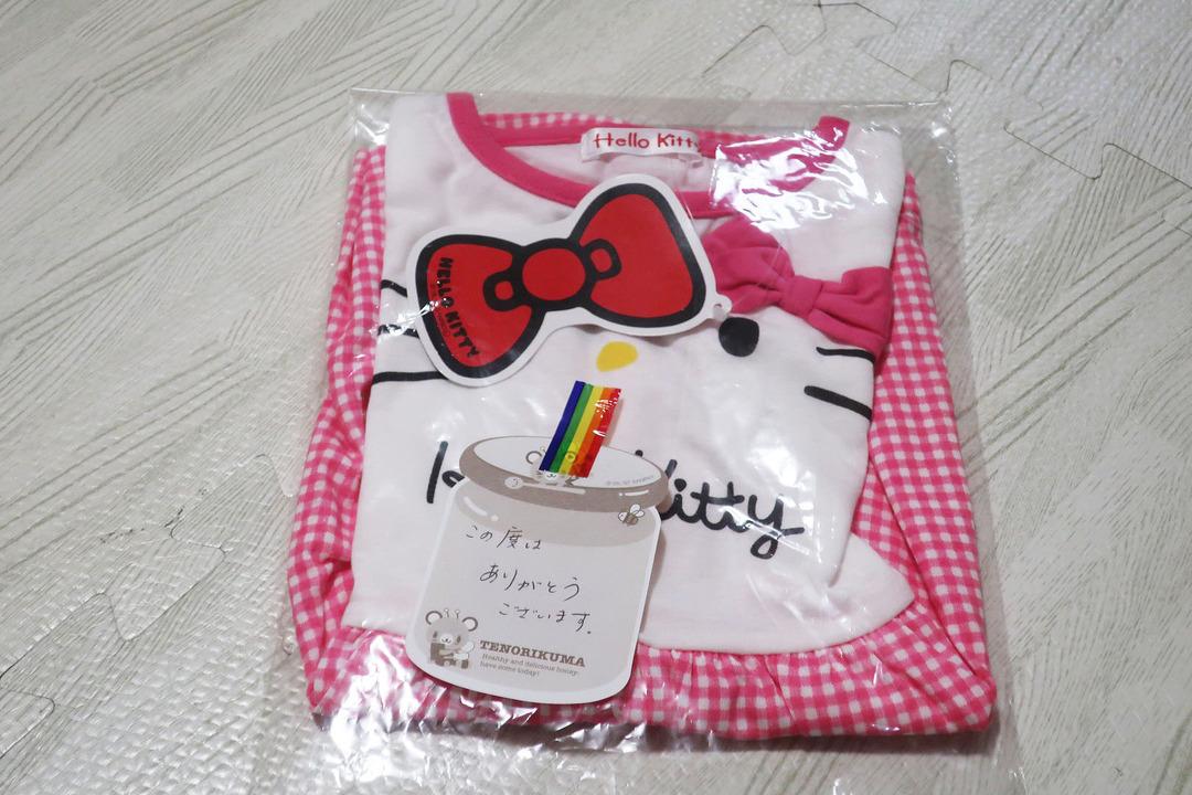 キティちゃんのワンピース (1)