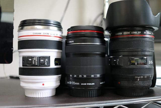カメラレンズ型貯金箱 (4)