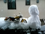 ワルキューレと雪だるま
