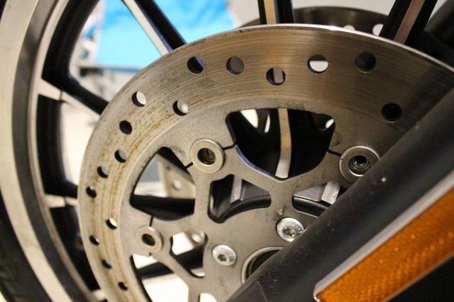 ブレーキディスクローター (2)