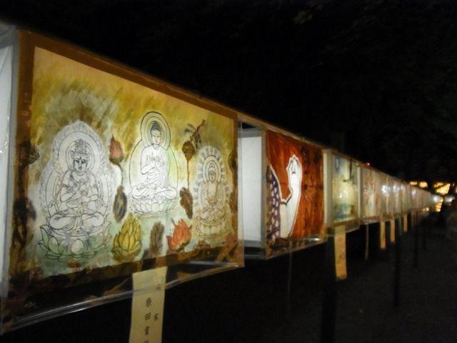 靖国神社みたままつり2011 (15)